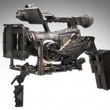 Cinevate Canon XF300 / 305 Camera Support Rig: