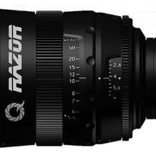 Razor 7D Series DSLR Cine Lenses by UniQoptics:
