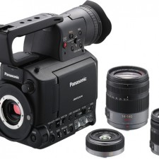 Panasonic AG-AF100 Camera 16 Page Detailed Brochure PDF: