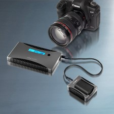 Recharge Your Canon DSLR Batteries Out In The Field With Powertraveller Cameranut: