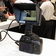 Sony CLM-V55 HDMI 5-inch DSLR LCD Monitor:
