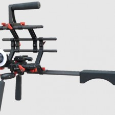 SWIT S-7410 DSLR Rig With Follow Focus Included: