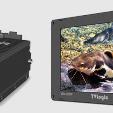 TV Logic 5.6″ 1280×800 LCD Monitors With SDI & HDMI Inputs:
