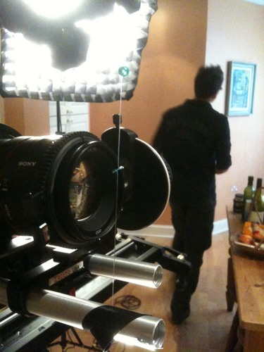 Den Lennie Teases News Of A Prototype Camera He Is Using: Sony FS-100?