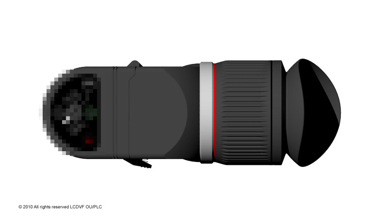 LCDeVF The Universal EVF: