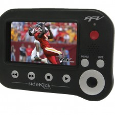 sideKick HD HDMI & HD-SDI 10-bit Field Recorder For Video Cameras:
