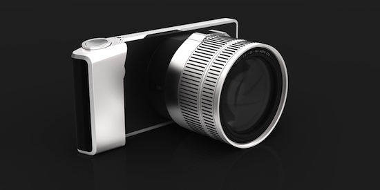 """Video Of Concept Camera """"The WVIL"""""""