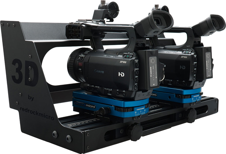 Redrock Micro Micro3D 3D Support Rig: