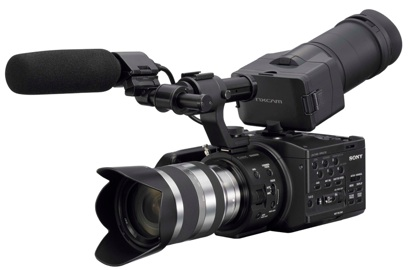 Sony NEX FS100 +12db and +18db Tests: