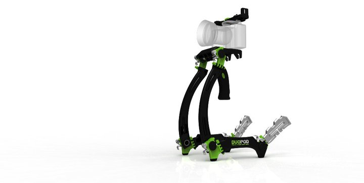 Duopod It's A Steadicam Shoulder Rig Tripod But Is It A Slider?