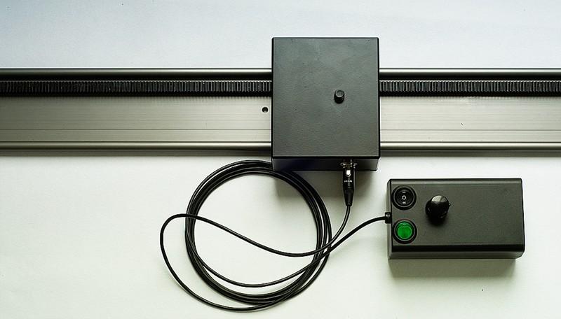 Pocketslider The Motorized Camera Slider: