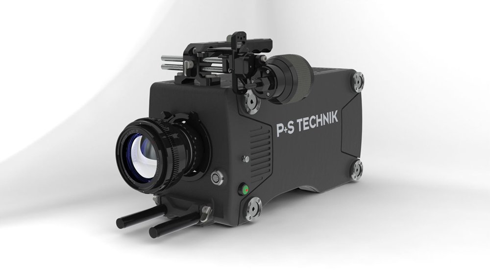 PS-Cam X35 Camera From P+S TECHNIK: