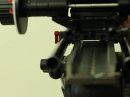 Allstar Tripod / Shoulder Base Rig for Cine Compact Cameras: