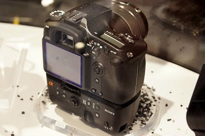 Is This a Video of the Sony A77 Camera in Action: