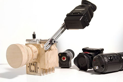 Universal EVF Mount by Wooden Camera: