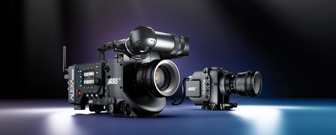 ALEXA Studio & ALEXA M Cameras at IBC: