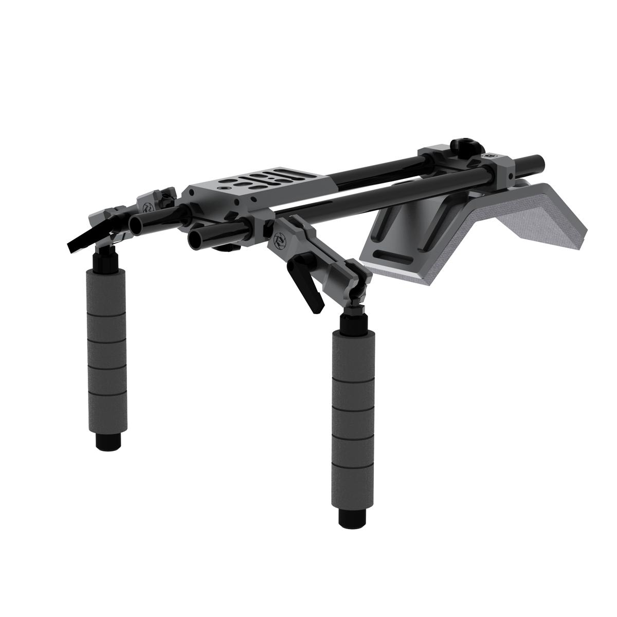 Velo DSLR Handheld, Shoulder Mounted Rigs & Cage: