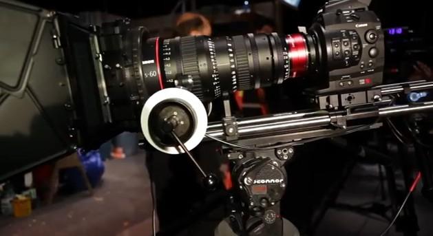 ARRI Pro Camera Accessories for the Canon EOS Cinema C300: