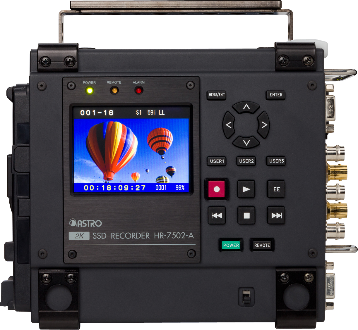 Astro 2k SSD ARRIRAW Recorder now Approved for Alexa: