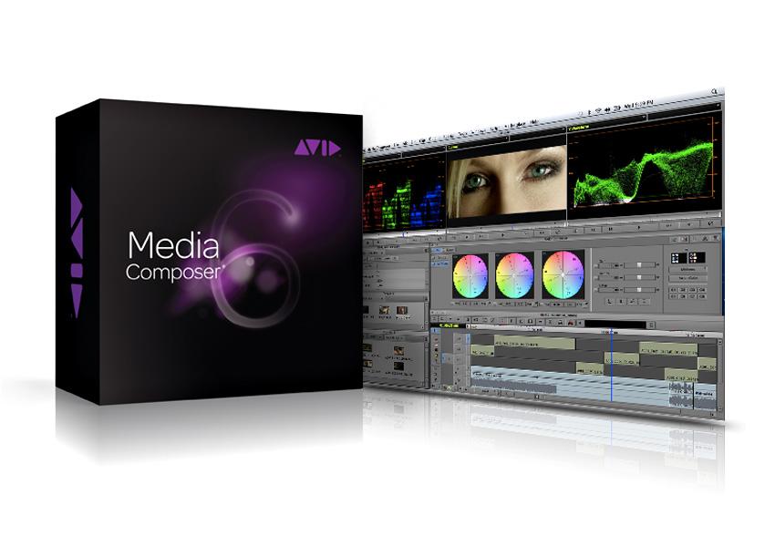 Avid Media Composer 6, NewsCutter 10, & Symphony 6: