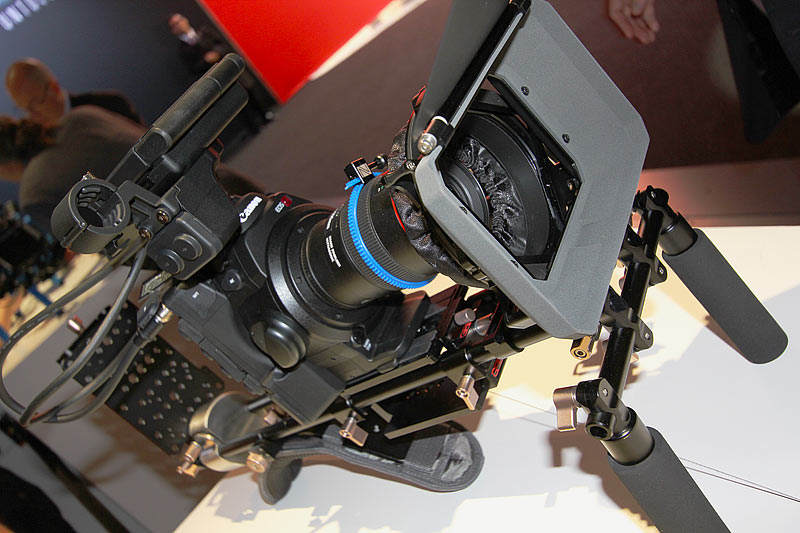 Understanding The Canon C300 Camera by Gaál László: