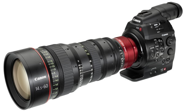 Canon Firmware and Application Software Upgrades on Cinema EOS Cameras: