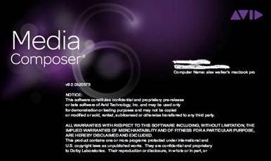Avid Media Composer 6 MC6 64bit Monster NLE Hints: