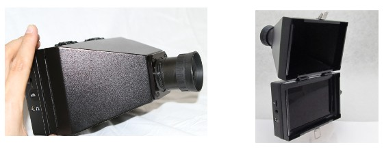 A Whopping 5.6 Inch TV Logic Electronic Viewfinder EVF: