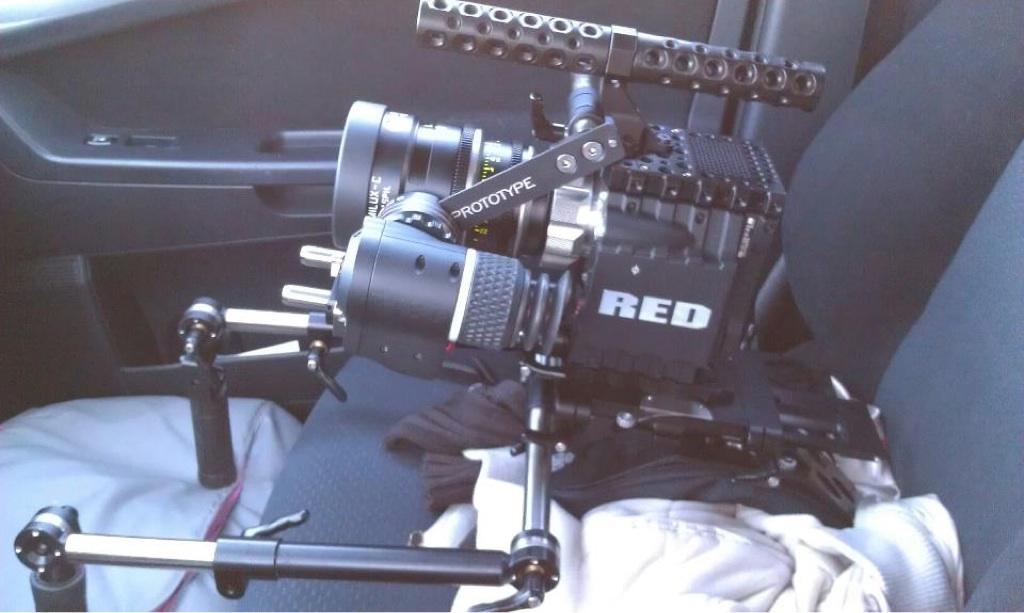 Sneak Peek Look at 3ality Technica RED EPIC & Scarlet Rig: