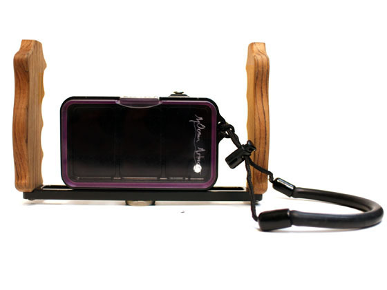 iPhone 4 & 4s Professional Grade Underwater Housing to 30 mtrs, 100 foot: