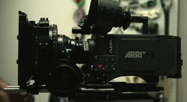 ARRI Alexa Camera From Body Only to a Full Blown Rig: