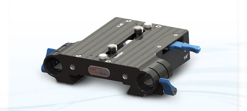 Denz Multi Camera Base Plate: