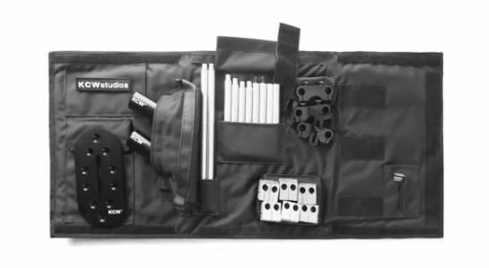 Video of KCW technica MRK (Modular Rigging Kit) Basic Stage 1 (Cinema)