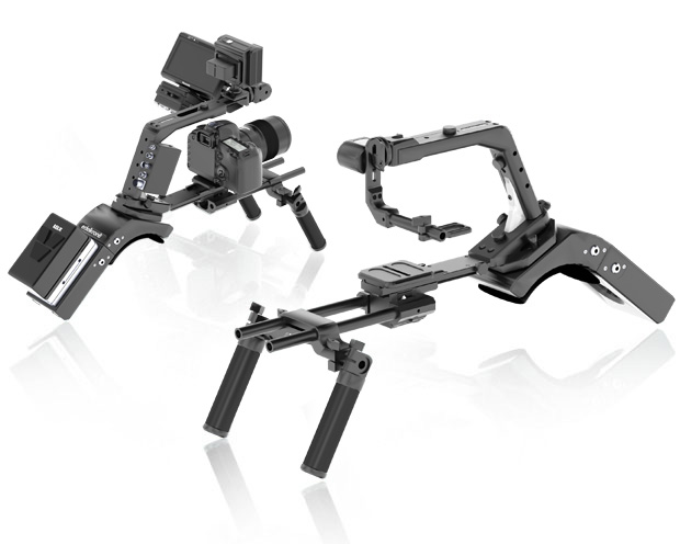 $2499 Gets you a Modula 7 Camera Rig from edelkrone: