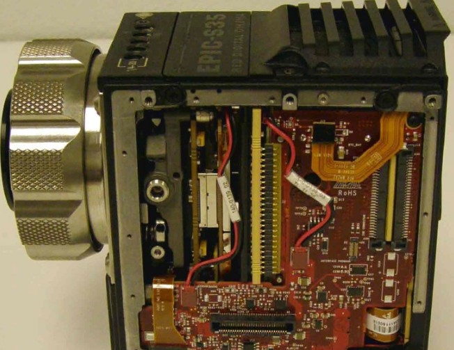 In Case You Missed The RED EPIC X Camera Teardown: