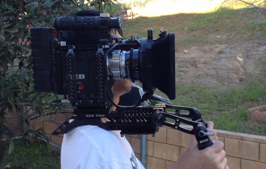 Red Gunner Handheld Camera Rig & Tactical Cage Run Through:
