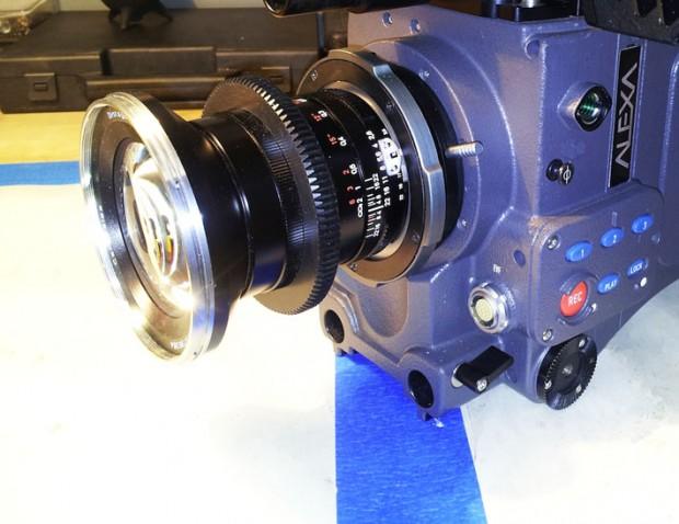 Hot Rod Cameras 2012 Roadmap Includes NikonCine Alexa Mount: