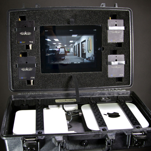 Teradek CASE Video Assist in a Box: