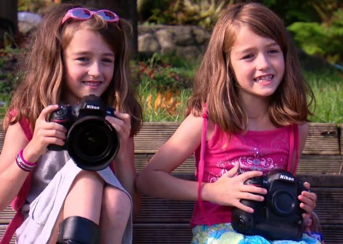 Nikon D800 DSLR Filmmaking is Child's Play: