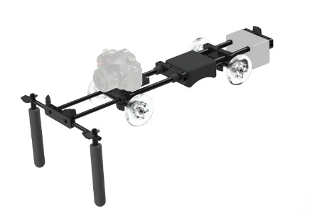 SM-1 Yes There Really is a Shoulder Rig Slider: