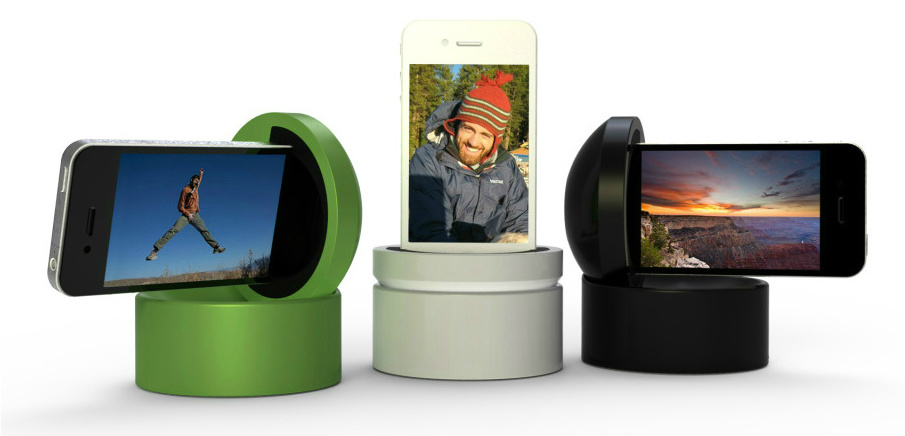 Galileo a Robotic Pan Tilt Head For Your iPhone Filmmaking: