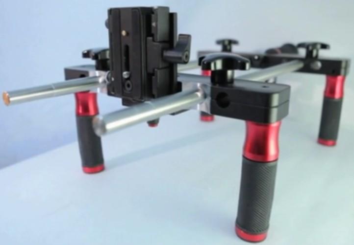 Optimos Modular Multifunctional Camera Support Systems: