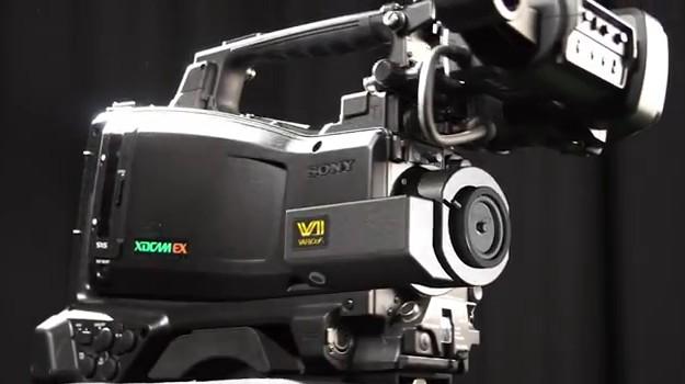 Sony PMW-V350 VariDoF 2K from 1/3 Inch Mode Camcorder: