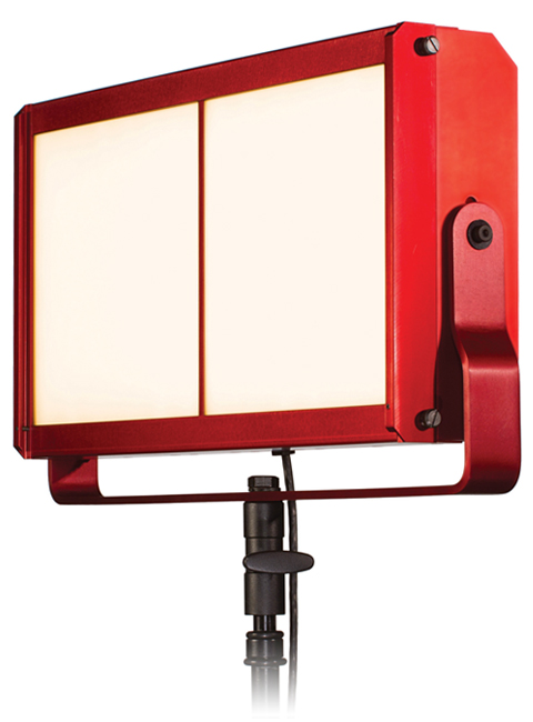 TruColor HS More Than Twice The Output of a 2K Incandescent Soft Light: