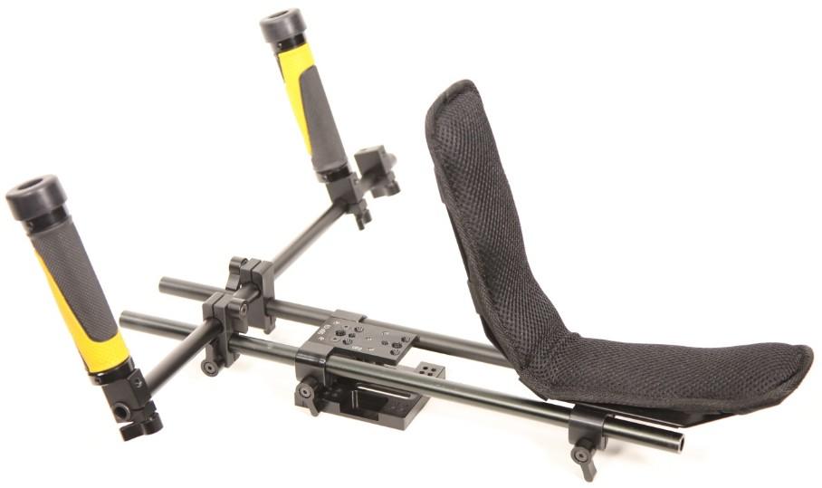 Sneak Peek ikan Flyweight Prototype Shoulder Rig: