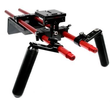 Cineik Interchangeable Multi Axis Adjustment Camera Rig System: