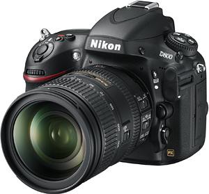 Nikon D800 Receives the GP2012 Camera of the Year Award: