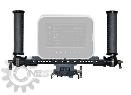 Cinestar Industries Support Rig for the Blackmagic Cinema Camera: