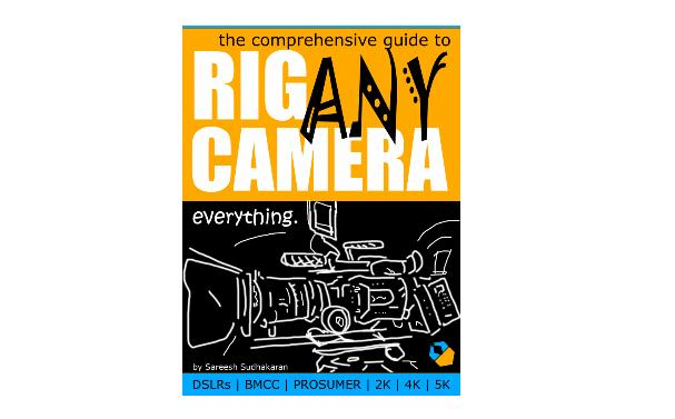 Get Your Free Copy Of The Comprehensive Guide to Rigging Any Camera:
