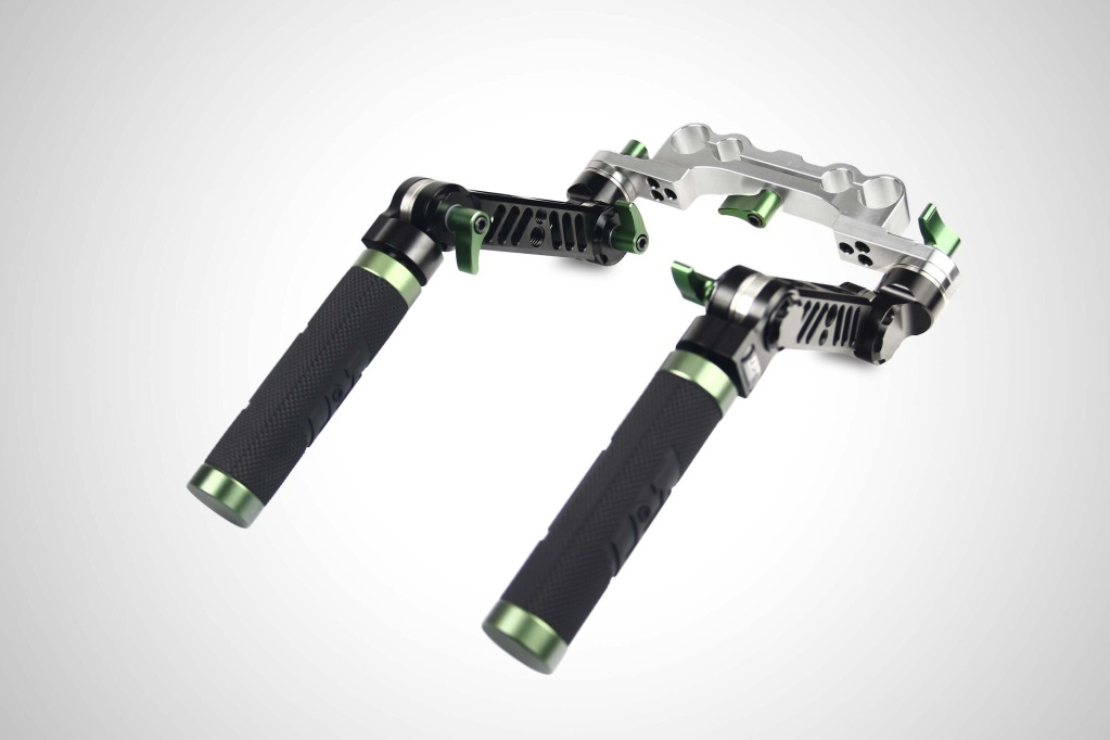 Sneak Peek: Lanparte 19mm Camera Support and Mattebox Coming: